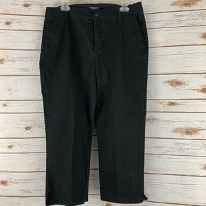 NYDJ Not Your Daughters Jeans Crop Pants Size 12